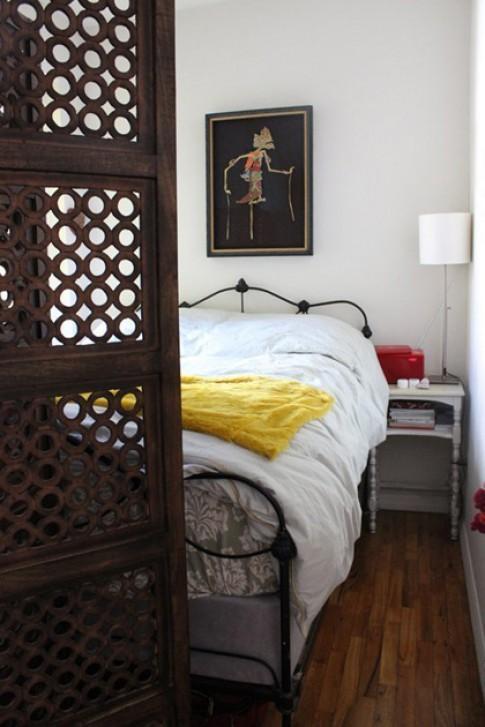 Bố trí đồ trong các phòng ngủ hẹp
