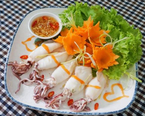 Bữa cơm chiều dễ ăn cho ngày nắng