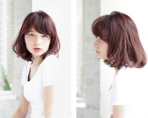 Các kiểu tóc ngắn giúp chị em trẻ thêm vài tuổi