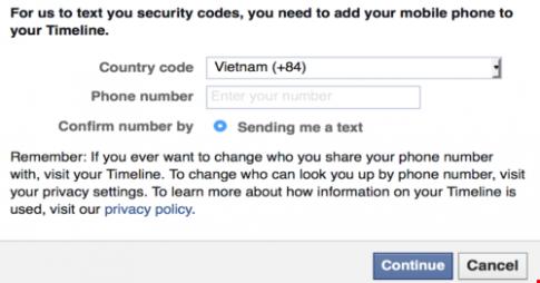 Cách để không bao giờ bị mất tài khoản Facebook
