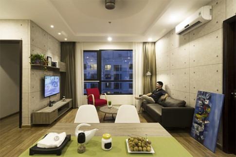 Cải tạo các căn hộ dưới 100 m2
