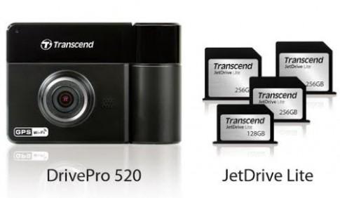 Camera hành trình 2 ống kính DrivePro 520 độc đáo