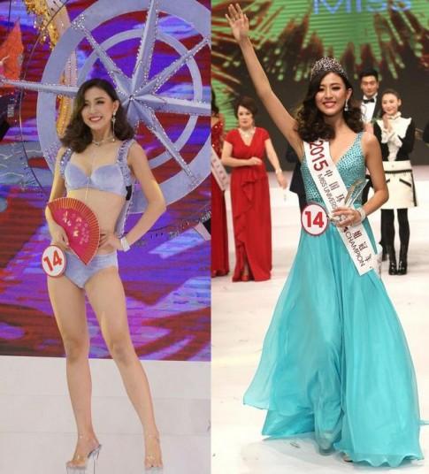 Cân nhan sắc đối thủ của Phạm Hương tại Miss Universe