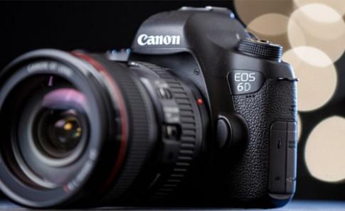 Canon sẽ ra mắt 6D Mark II vào năm sau