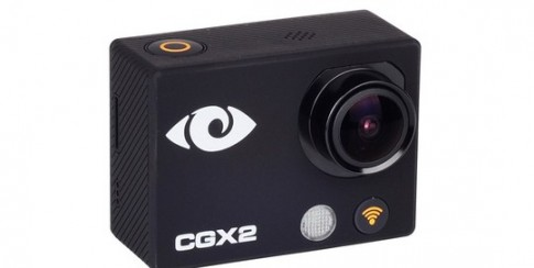 CGX2: Camera hành động 4K giá rẻ, đối thủ của GoPro