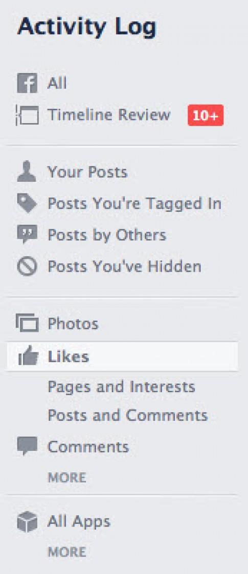 Chặn lời mời nhảm từ Fanpage, Group trên Facebook