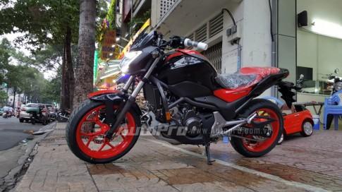 Chi tiết chiếc nakedbike tầm trung Honda NC750S 2016 đầu tiên tại Việt Nam