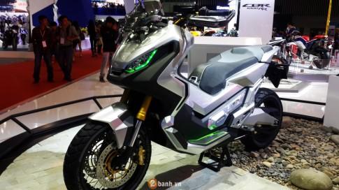 Chi tiết Honda City ADV Concept mẫu xe tay ga đa địa hình tại VMCS 2016