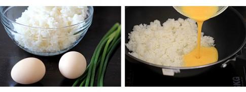 Cơm rang trứng đơn giản mà ngon