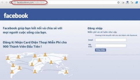 Đề phòng virus và lừa đảo trên Facebook