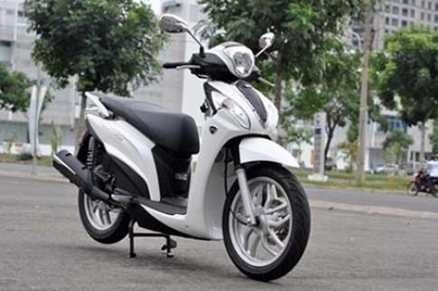 Đi Kymco People 16Fi để cảm nhận thật về Honda
