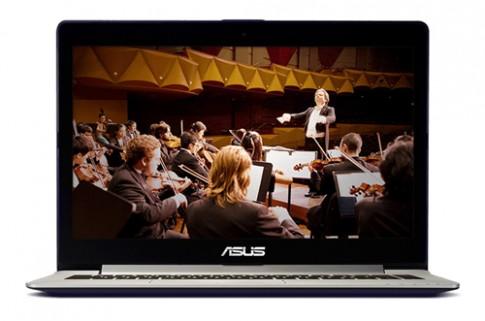 Dòng laptop giải trí nổi bật từ Asus