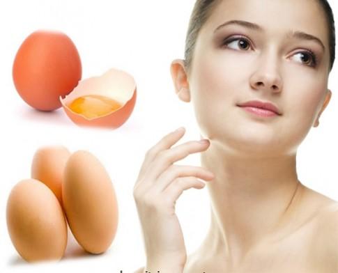 Dưỡng da trắng mịn màng thật đơn giản nhờ trứng gà