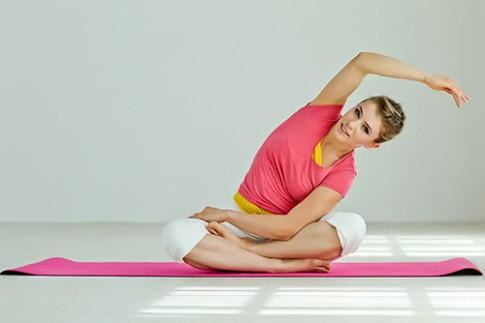 Eo thon, dáng ngọc với 6 bài tập yoga đơn giản