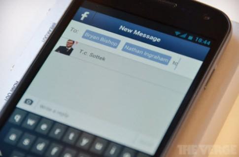 Facebook Messenger có tính năng gọi điện miễn phí