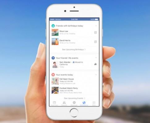 Facebook trên di động sắp có một thay đổi lớn