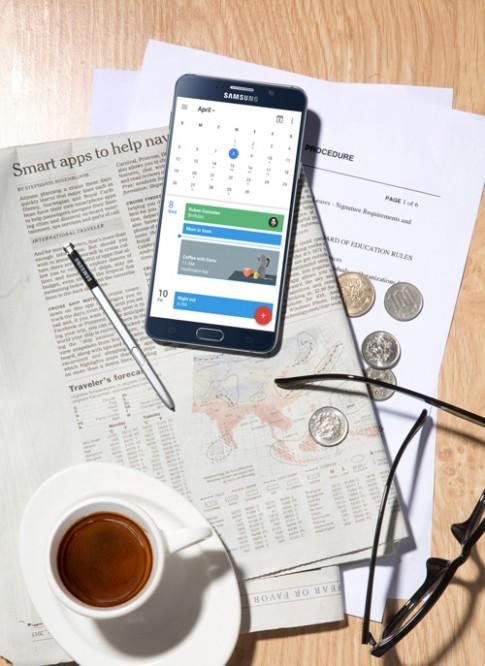 Galaxy Note5 tiện dụng cho nhiều ngành nghề