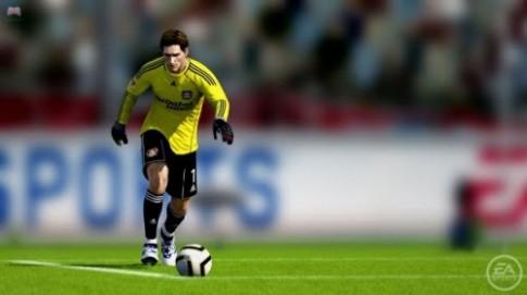 Game bóng đá FIFA 15 có gì mới?
