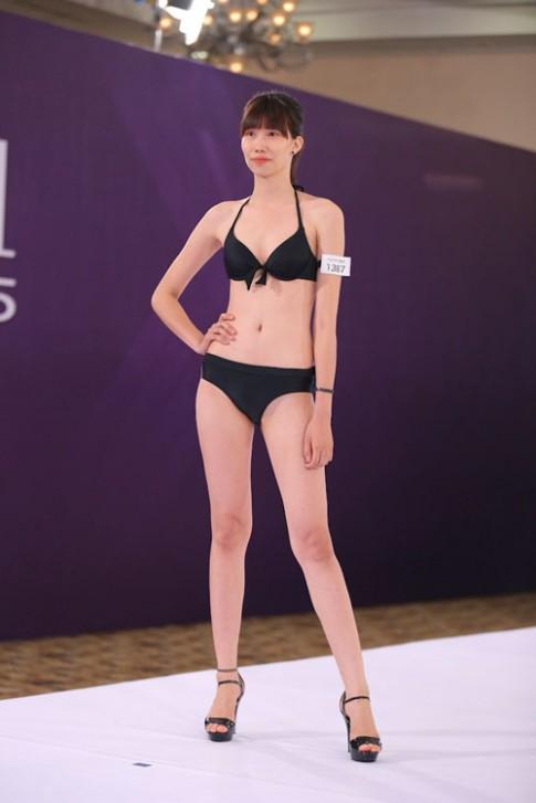 Giữ eo thon, da đẹp như thí sinh Người mẫu Việt Nam