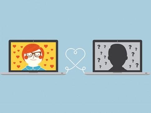 Hẹn hò qua mạng internet nở rộ
