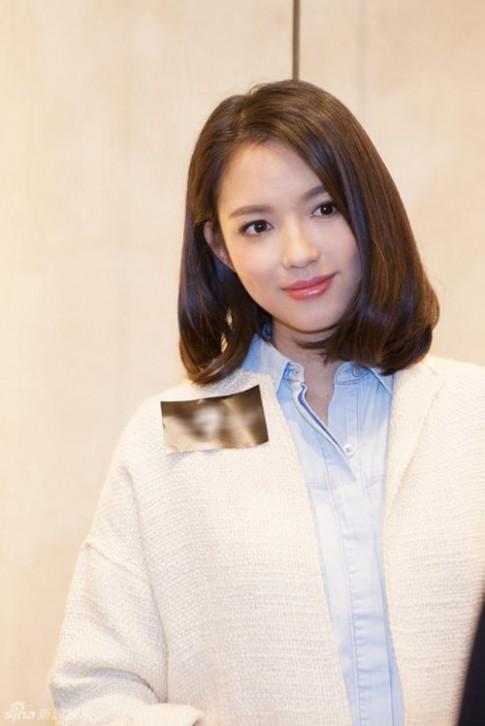 Hoa hậu Trương Tử Lâm mang thai sau 2 năm kết hôn
