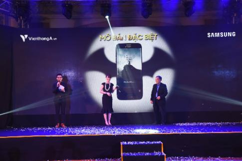 Hơn 90% Samsung S7 phiên bản Batman ra mắt tại VN đã có chủ