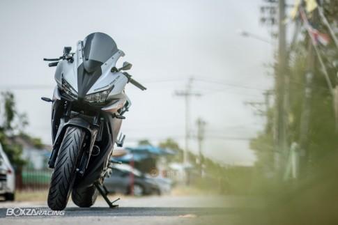 Honda CBR500R cực chất trong bản độ đẳng cấp
