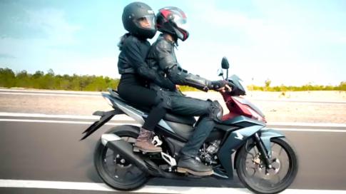 Honda Winner 150: Nào cùng nghe thử cảm nhận của một bạn khi chạy thử
