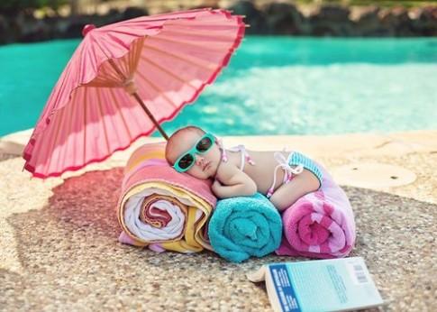 Kem chống nắng có nên dùng cho trẻ