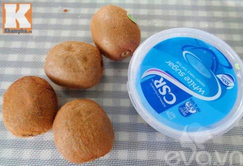 Kem kiwi mát lạnh, thơm ngon lại dễ làm