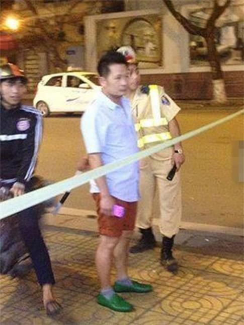 Không có chuyện Bằng Kiều gặp rắc rối với cảnh sát giao thông!