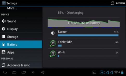 Kiểm tra thời lượng pin smartphone iOS và Android