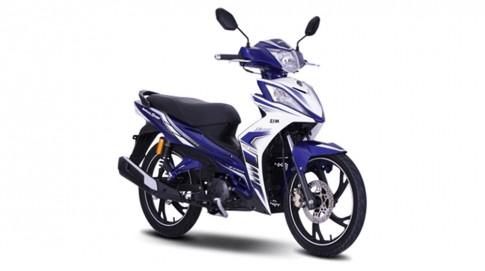 Kymco K-Pipe 125 nằm trong top 3 xe côn tay đáng sở hữu tại Việt Nam