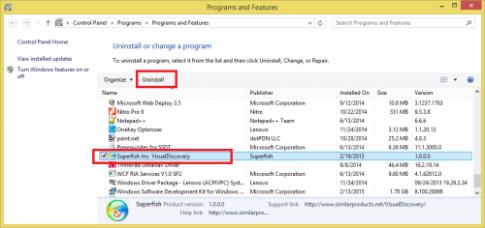 Lenovo nói gì về phần mềm độc cài sẵn trên máy tính?