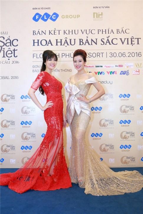 Lộ diện 12 thí sinh đầu tiên vòng chung kết HH Bản Sắc Việt Toàn Cầu