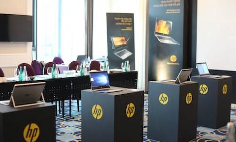 Loạt máy tính HP mới vào Việt Nam, giá từ 24 triệu đồng