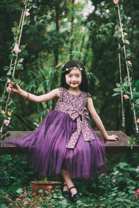 Loạt váy công chúa mùa hè cho con gái khiến các mẹ 'phát sốt'