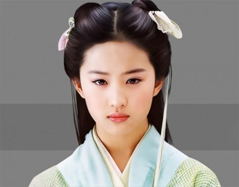 Lưu Diệc Phi tiết lộ bí quyết của vẻ đẹp thần tiên