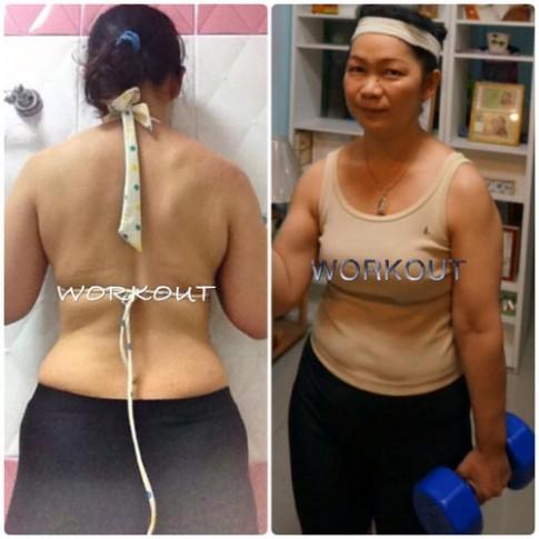 """Màn """"lột xác"""" đầy bất ngờ nhờ giảm cân của U50 Thái Lan"""
