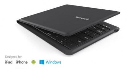 Microsoft mang bàn phím di động tới MWC 2015