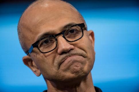 Microsoft thua lỗ lớn nhất lịch sử, mảng di động gây thất vọng