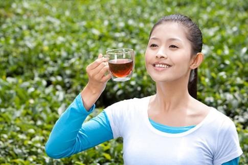 Mịn da, bóng tóc chỉ với 1 cốc trà xanh 2 ngàn đồng