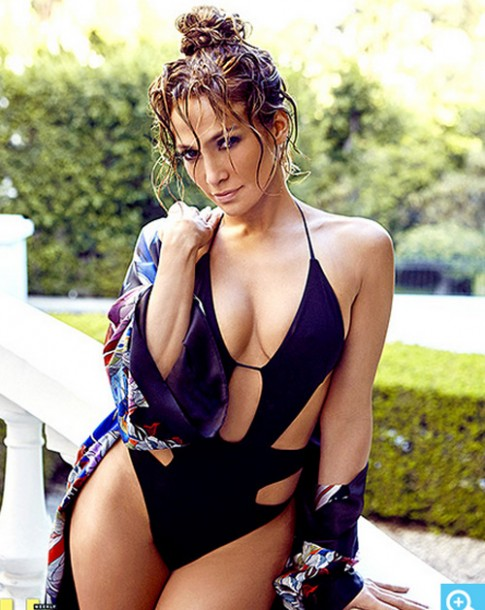 Mỹ nhân Jennifer Lopez vẫn trẻ đẹp, sexy tuổi U50