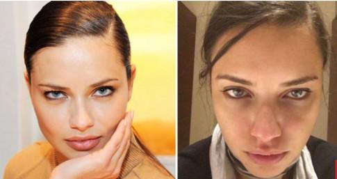 Ngắm gương mặt mộc của mỹ nhân sexy nhất Brazil