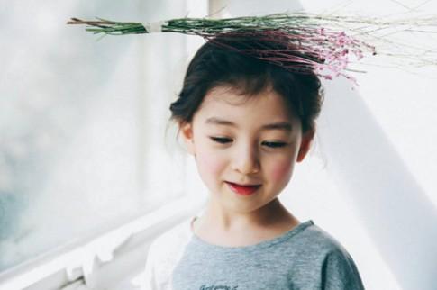 Ngắm nhan sắc cô bé được mệnh danh 'xinh nhất xứ Hàn'