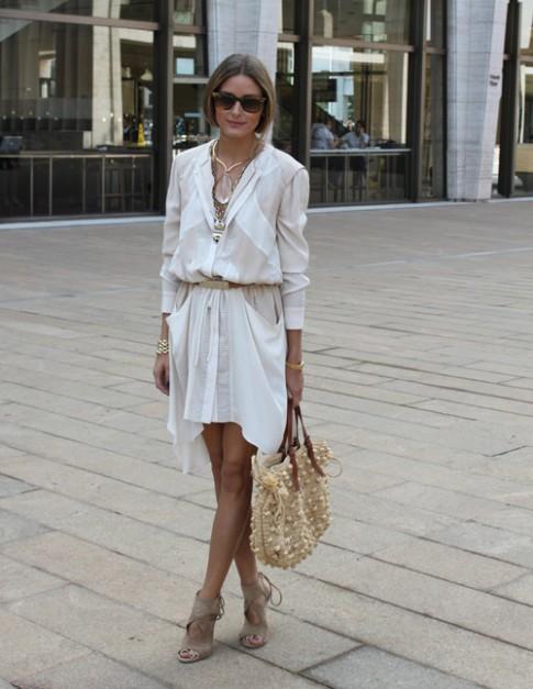 Ngẩn ngơ với trang phục đẹp nhất hè của Olivia