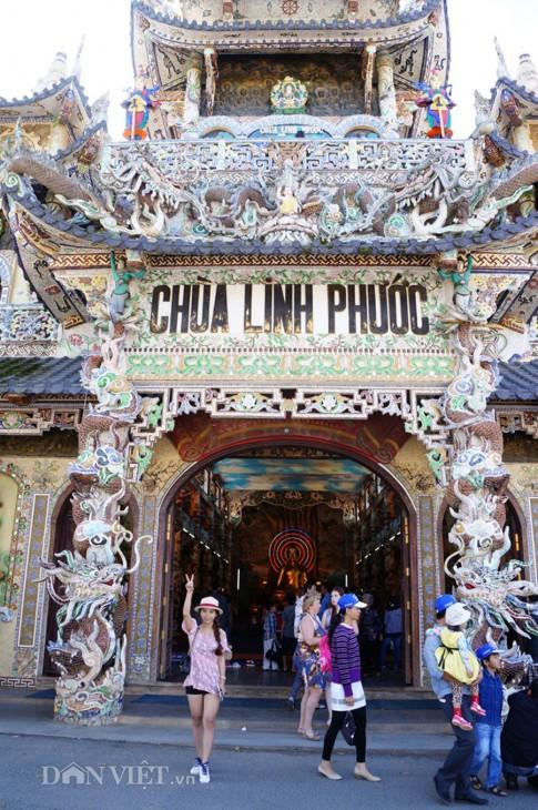 Ngôi chùa có kiến trúc lạ và độc đáo bậc nhất Việt Nam