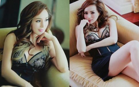 Người mẫu Hong Kong 50 tuổi quyến rũ như gái đôi mươi