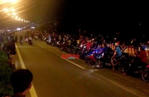 Những cuộc đua xe đường phố khi về đêm