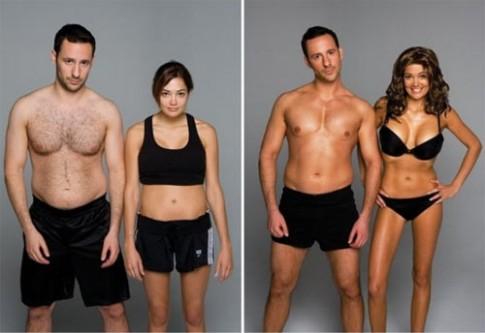 Những kỳ tích giảm cân khiến ai cũng phải ngỡ ngàng